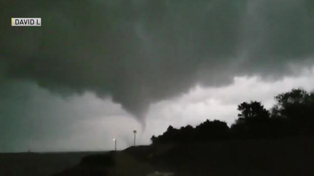 [TLMD - Boston] Confirman Tornados en Cape Code y Rhode Island