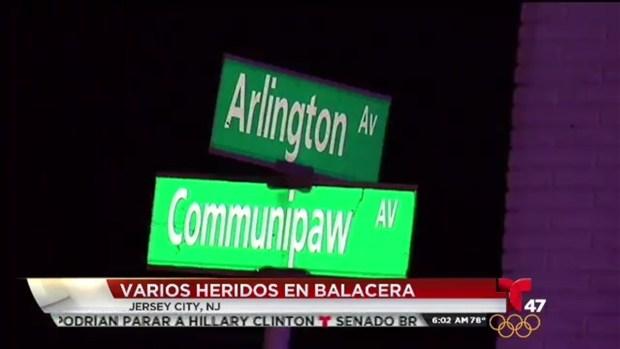 [TLMD - NY] Balacera deja tres heridos en Jersey City
