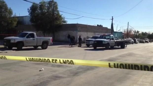 [TLMD - El Paso] Atacan a dos a tiros, uno sobrevive