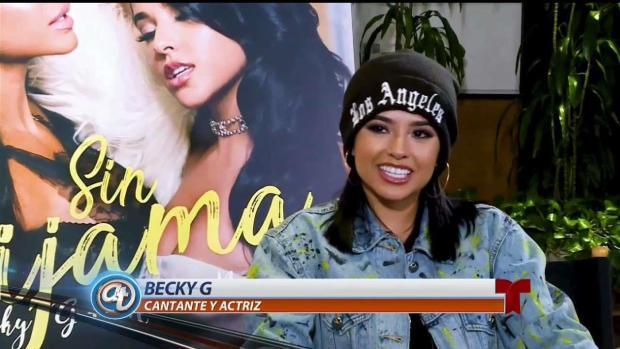 [TLMD - LA] Becky G defiende su historia