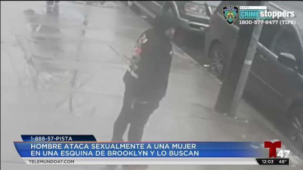 [TLMD - NY] Buscan a presunto depravador sexual en NY