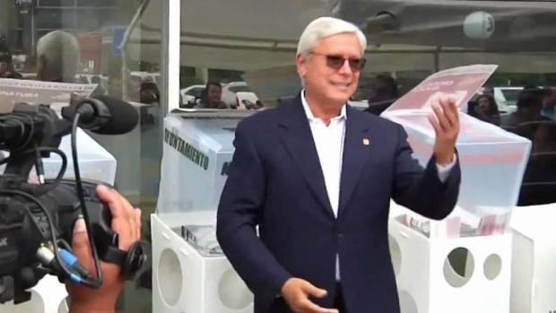 [TLMD - SD] Candidatos emiten su voto en Tijuana