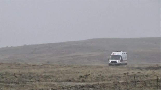Casi medio centenar de heridos tras accidente en globos