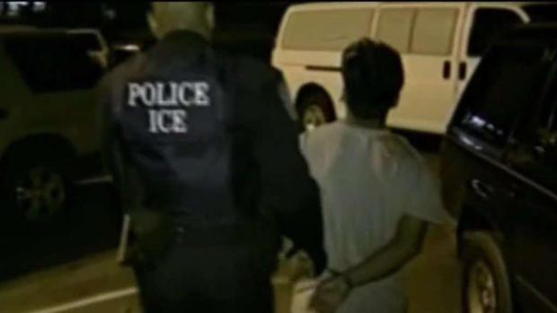 Centroamericanos entre los más arrestados por ICE