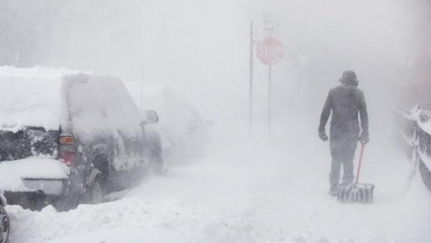 Qué es un ciclón bomba, el peligroso cóctel de frío y nieve que nos acecha