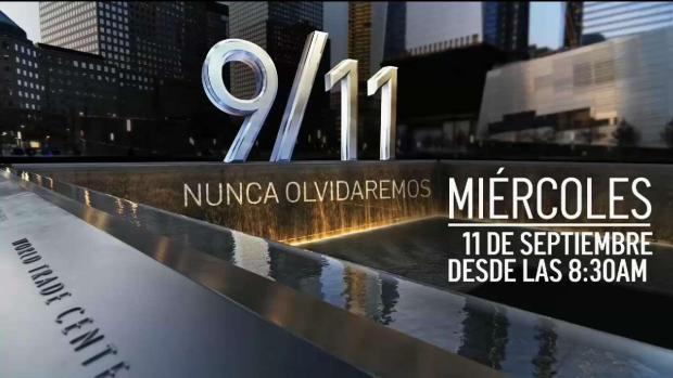 [TLMD - NY] Conmemoración del 18º aniversario del 9/11