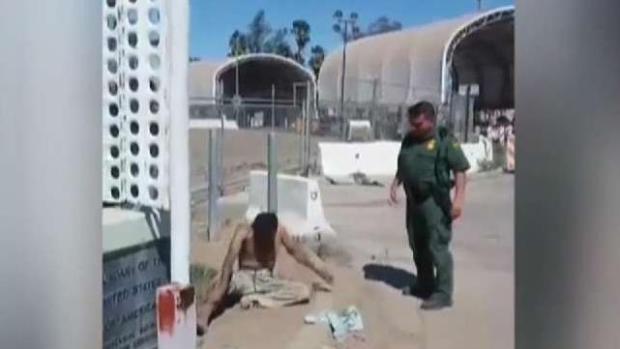 [TLMD - SD] Comportamiento de agentes de inmigración