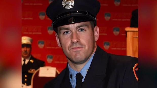 [TLMD - NY] Con honores despiden a joven bombero caído