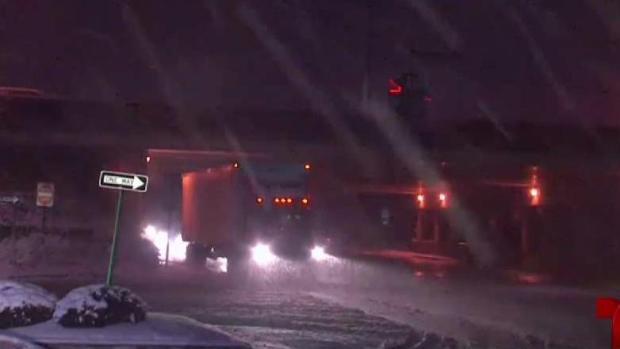 [TLMD - NY] Condiciones peligrosas en las carreteras