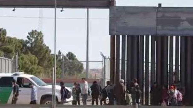 Confusión en la frontera enfrenta a Trump y AMLO