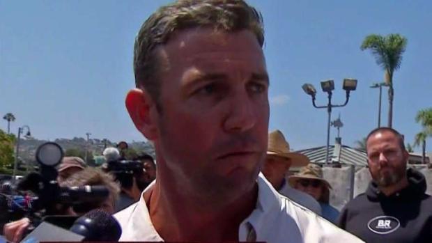 [TLMD - SD] Congresista Duncan Hunter se defiende de acusaciones