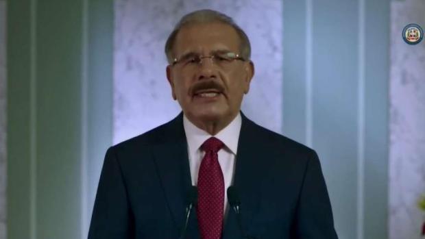[TLMD - NY] Danilo Medina dice no a la reelección para el 2020