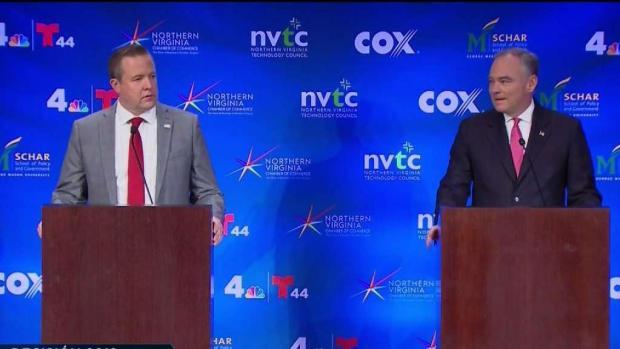 Kaine vs Stewart: Candidatos al senado por Virginia se enfrentan en debate