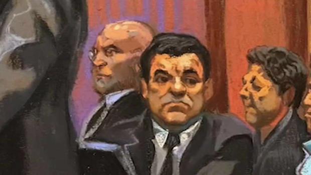 """[TLMD - NY] Defensa de """"El Chapo"""" acusa a Peña y a Calderón"""