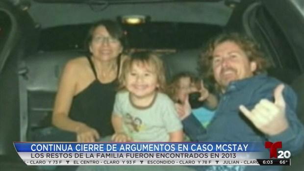 [TLMD - SD] Defensa dice que familia había sido secuestrada