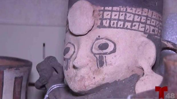 [TLMD - Bahia] Casi 2,000 piezas de arte mexicano no eran lo que se creía