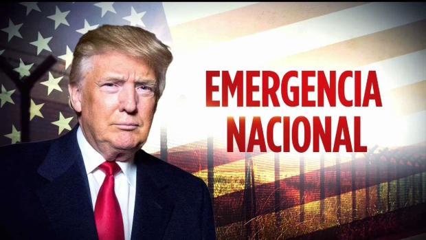 [TLMD - LV] Trump declararía emergencia nacional