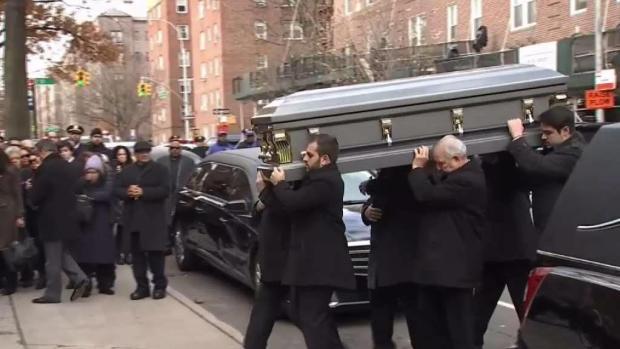 [TLMD - NY] Emotivo último adiós al senador José Peralta