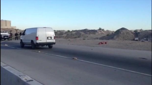 [TLMD - El Paso] Encuentran cuerpo encobijado en Ciudad Juárez
