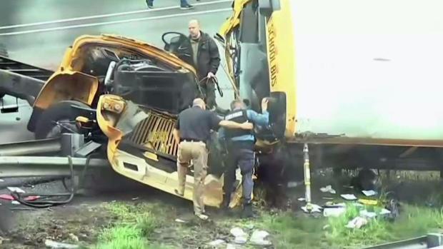 [TLMD - NY] Error de conductor de bus habría causado la tragedia