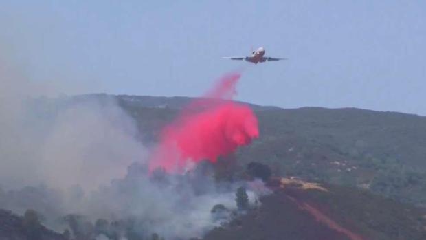 [TLMD - SD] Escasez de pilotos para combatir incendios forestales