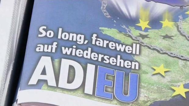 [TLMD - MIA] Europa vive resaca del brexit