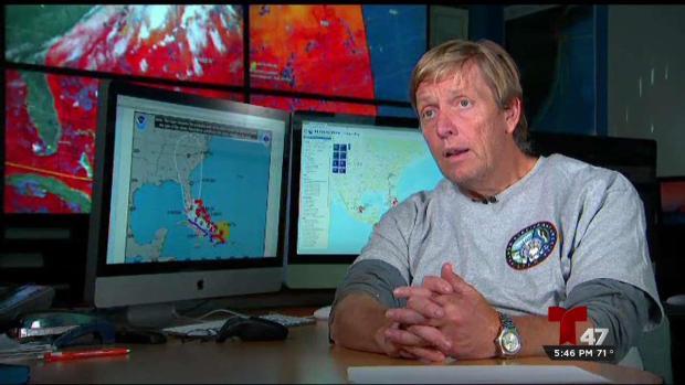 La razón por la que se forman los huracanes