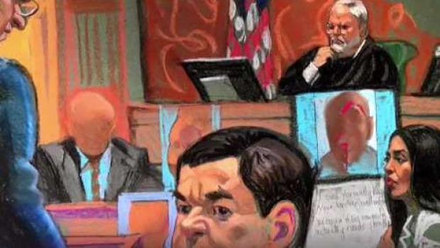Explosivo testimonio de excolaborador de ''El Chapo''