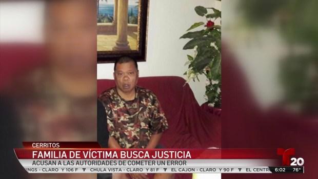[TLMD - SD] Familiares de víctima mortal buscan justicia