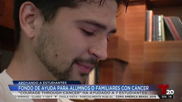 [TLMD - SD] Fondo de ayuda para alumnos o familiares contra cancer
