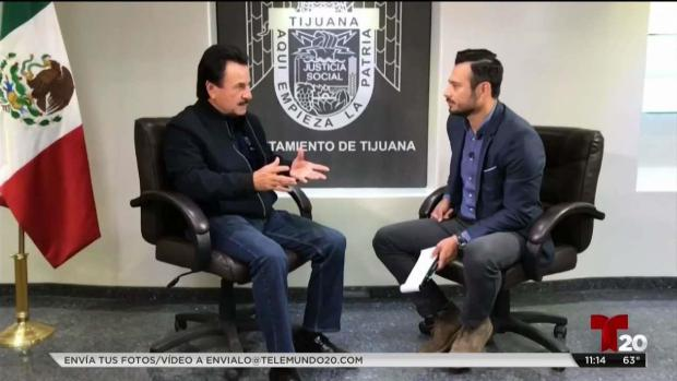[TLMD - SD] Gastélum: migrantes son bienvenidos a Tijuana