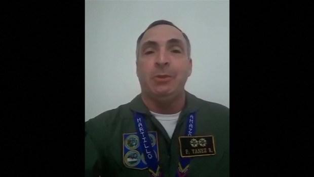 [TLMD - MIA] General Esteban Yanez reconoce a Guaidó
