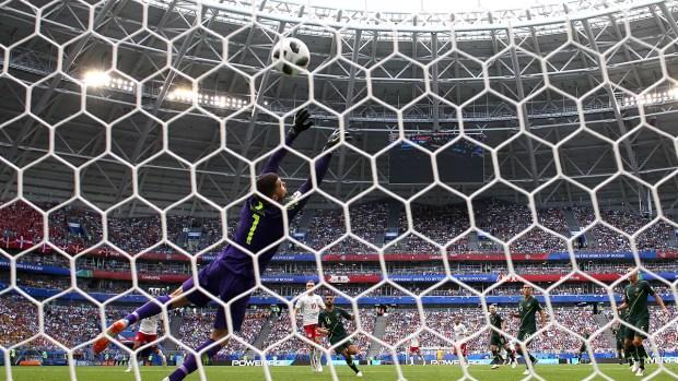 [TLMD - LV] Primer gol de Dinamarca