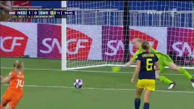 [TLMD - National - LV] Goooool, Holanda gana en el alargue y va por primera vez a la final