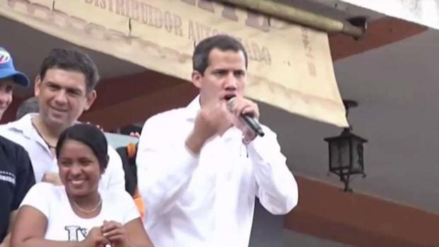 [TLMD - MIA] Guaidó anuncia nueva etapa de operación Libertad