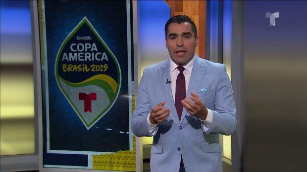 [Copa America - PUBLICADO] Marco Antonio Rodríguez analiza arbitraje del Paraguay vs. Qatar