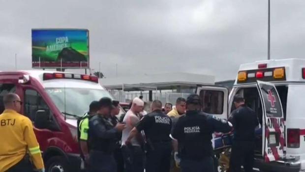 [TLMD - SD] Heridos y un arresto tras persecución en la frontera