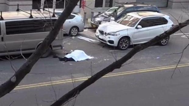[TLMD - NY] Hispano atropellado mortalmente tras balacera