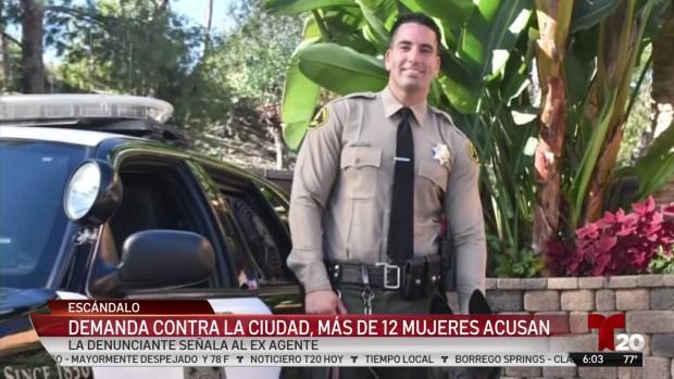 [TLMD - SD] Escándalo en caso contra ex oficial del alguacil