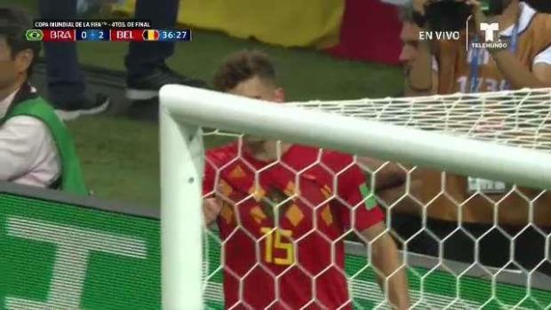 [TLMD - LV] Impresionante el remate de Coutinho que no fue gol