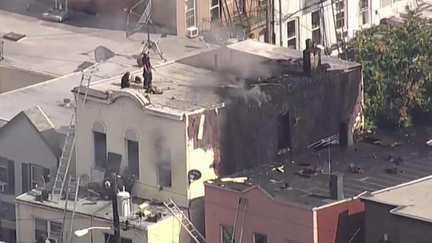 [TLMD - NY] Incendio mortal: Investigan si habría una guardería en el complejo