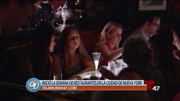 [TLMD - NY] Inicia la Semana de Restaurantes en Nueva York