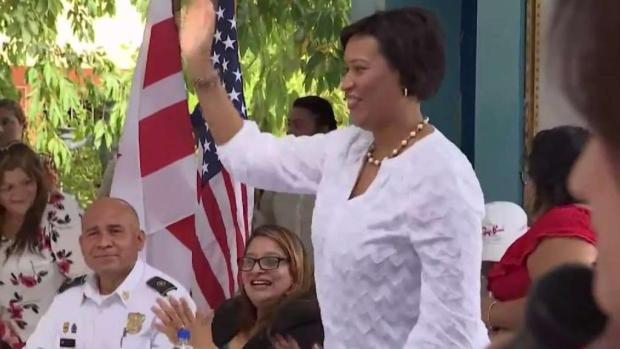Intipucá recibe a la alcaldesa de DC