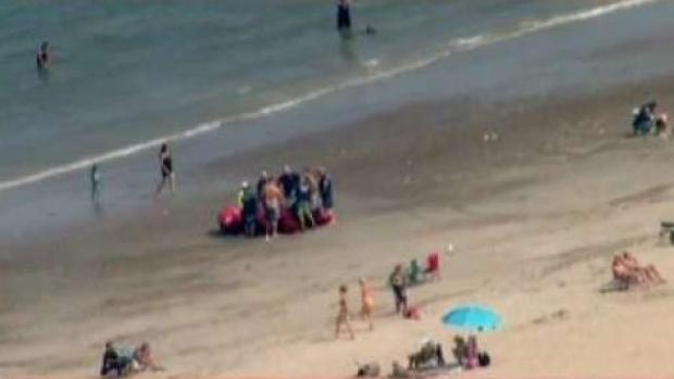 [TLMD - Boston] Investigan ahogamiento de hombre en Revere Beach