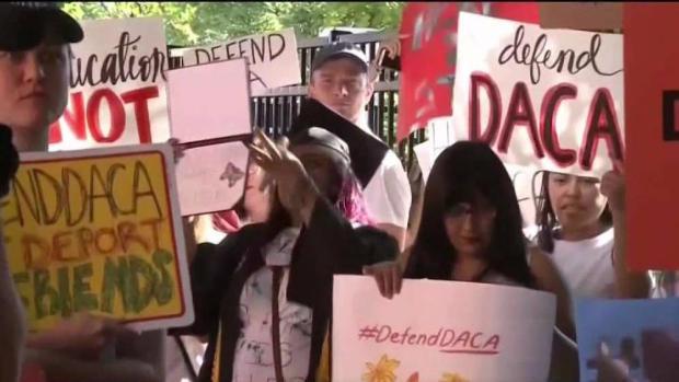 [TLMD - SD] Juez revoca parcialmente la cancelación de DACA