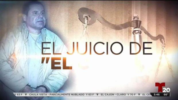 """[TLMD - SD] Juicio en contra Joaquín """"El Chapo"""" Guzman"""