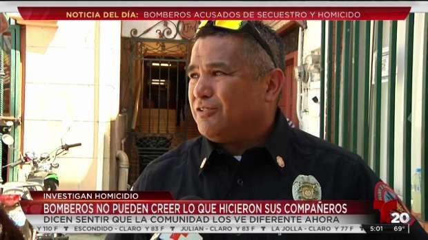 [TLMD - SD] Bomberos de Tijuana reaccionan a arresto