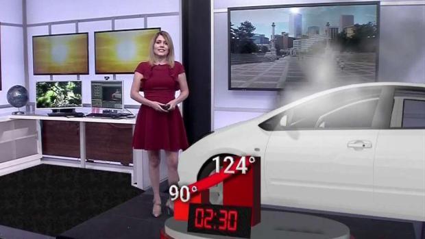 [TLMD - Denver] Qué tan rápido sube la temperatura dentro de un auto en los días de calor
