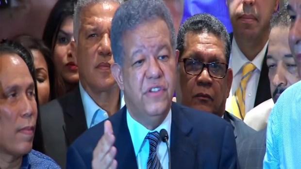 [TLMD - NY] Leonel denuncia irregularidades con el conteo de votos