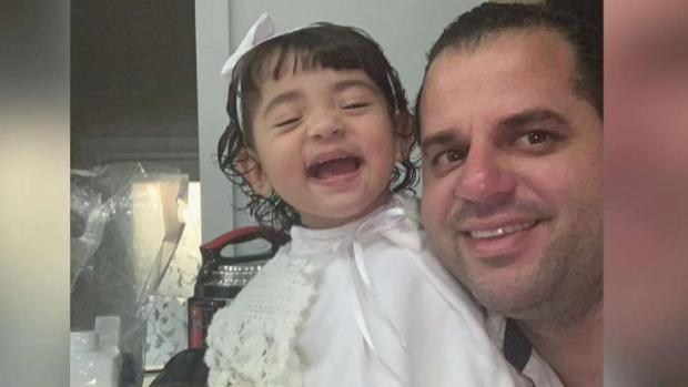 [TLMD - MIA] Llegan a Cuba padre e hija tras batalla legal